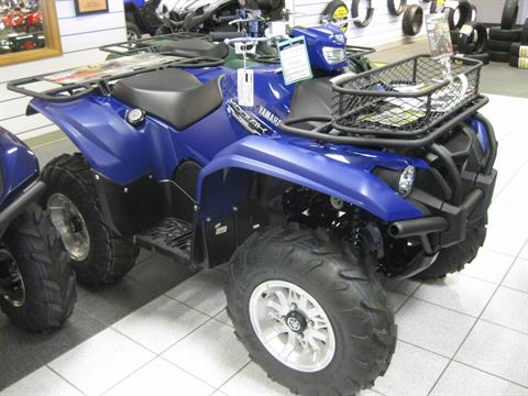 2017 Yamaha Kodiak 700 EPS in Wisconsin Rapids, Wisconsin