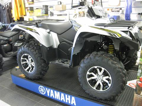 2017 Yamaha Grizzly EPS SE in Wisconsin Rapids, Wisconsin