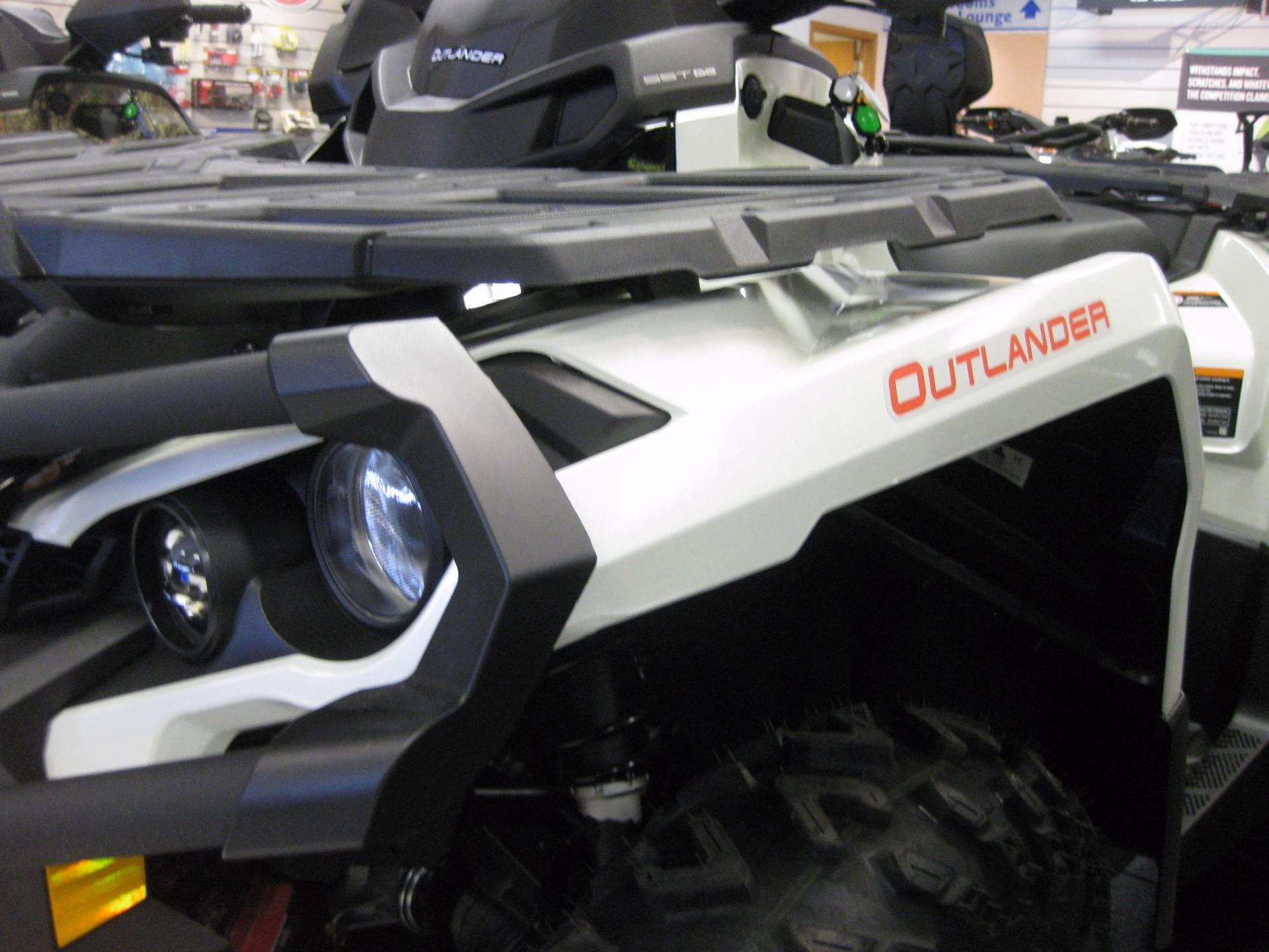 2017 Can-Am Outlander XT 650 in Wisconsin Rapids, Wisconsin
