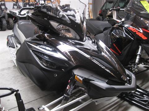 2013 Yamaha Apex SE in Wisconsin Rapids, Wisconsin