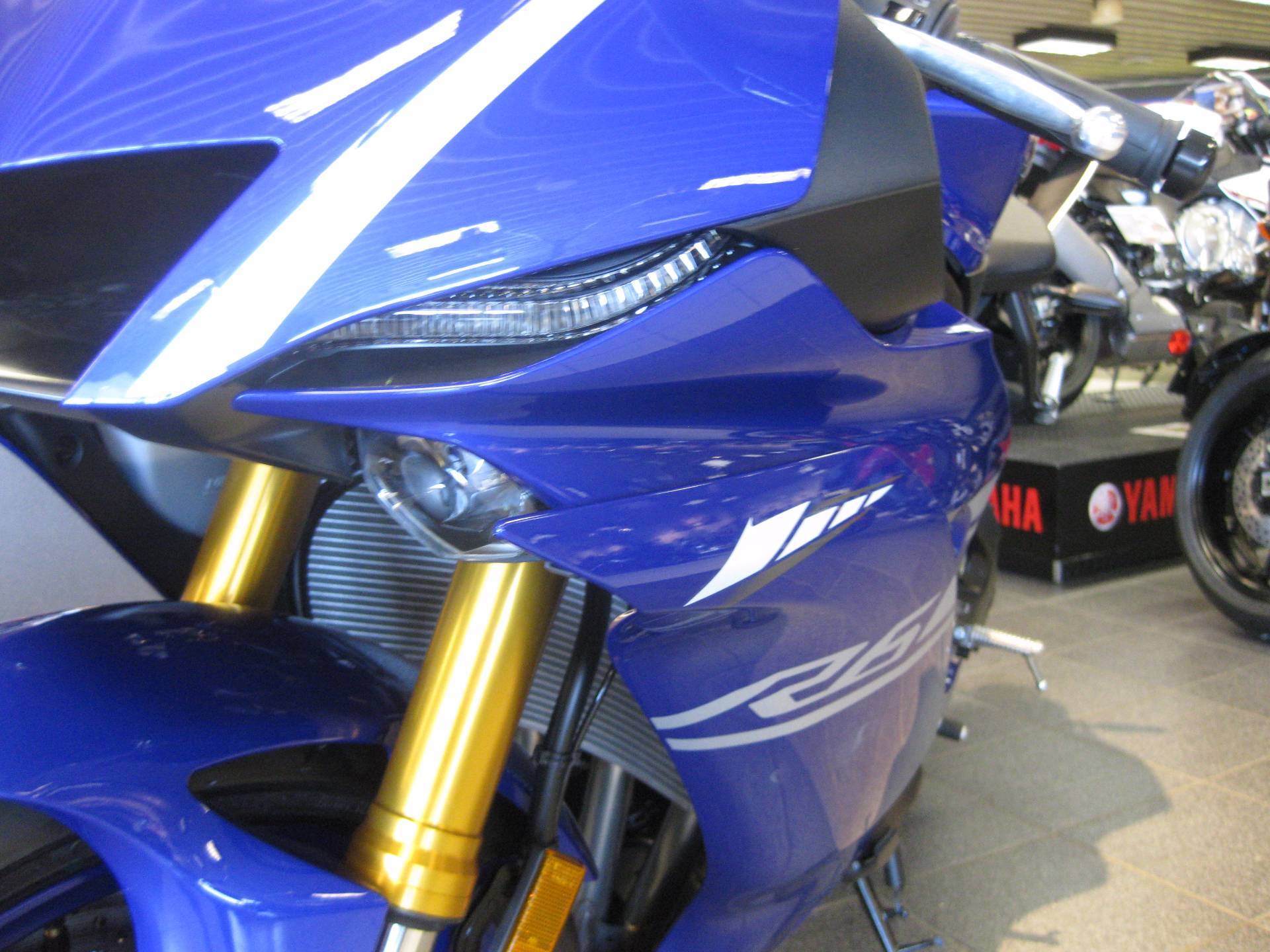 2017 Yamaha YZF R6 in Wisconsin Rapids, Wisconsin