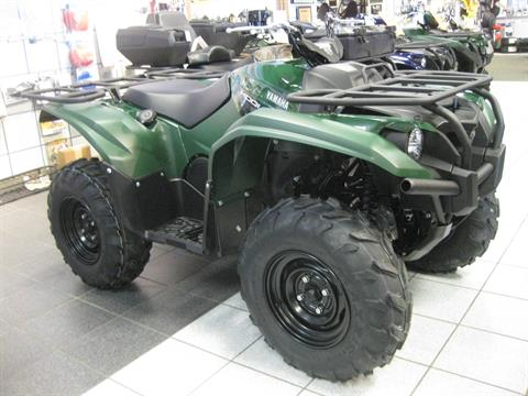 2018 Yamaha Kodiak 700 in Wisconsin Rapids, Wisconsin