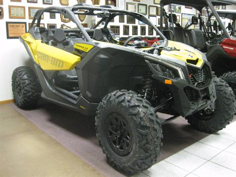 2017 Can-Am Maverick X3 XDS Turbo R in Wisconsin Rapids, Wisconsin