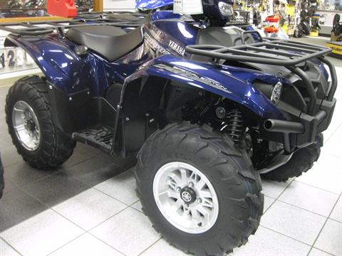 2017 Yamaha Kodiak 700 EPS SE in Wisconsin Rapids, Wisconsin