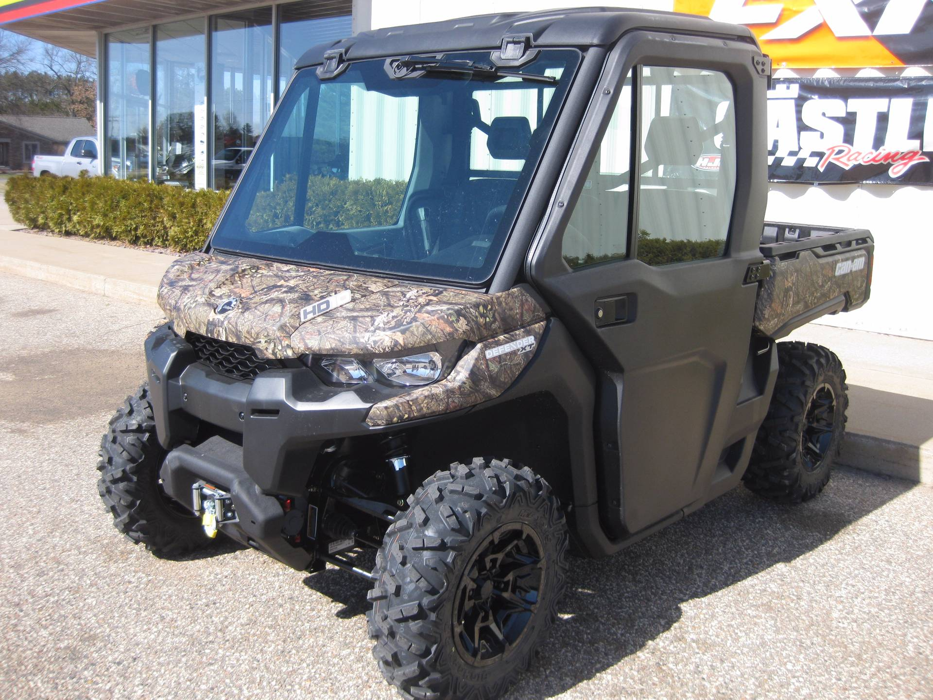 2017 Can-Am Defender XT CAB HD10 in Wisconsin Rapids, Wisconsin