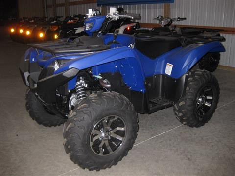 2017 Yamaha Grizzly EPS in Wisconsin Rapids, Wisconsin