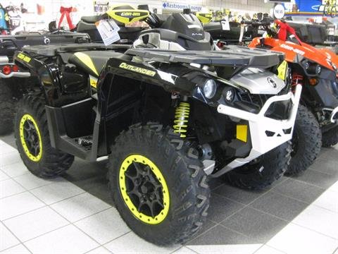 2018 Can-Am Outlander X XC 1000R in Wisconsin Rapids, Wisconsin