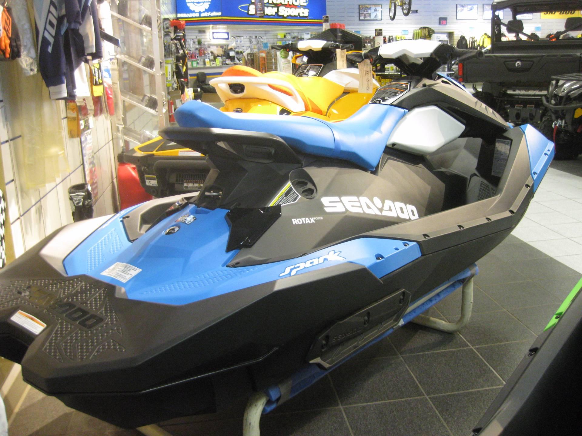 2017 Sea-Doo SPARK 3-Person in Wisconsin Rapids, Wisconsin