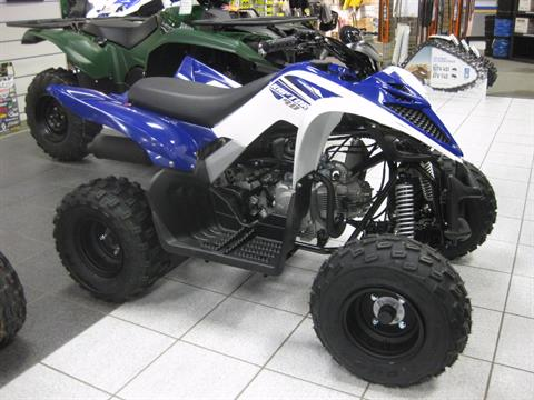 2017 Yamaha Raptor 90 in Wisconsin Rapids, Wisconsin