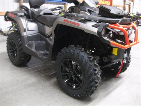 2018 Can-Am Outlander MAX XT 850 in Wisconsin Rapids, Wisconsin
