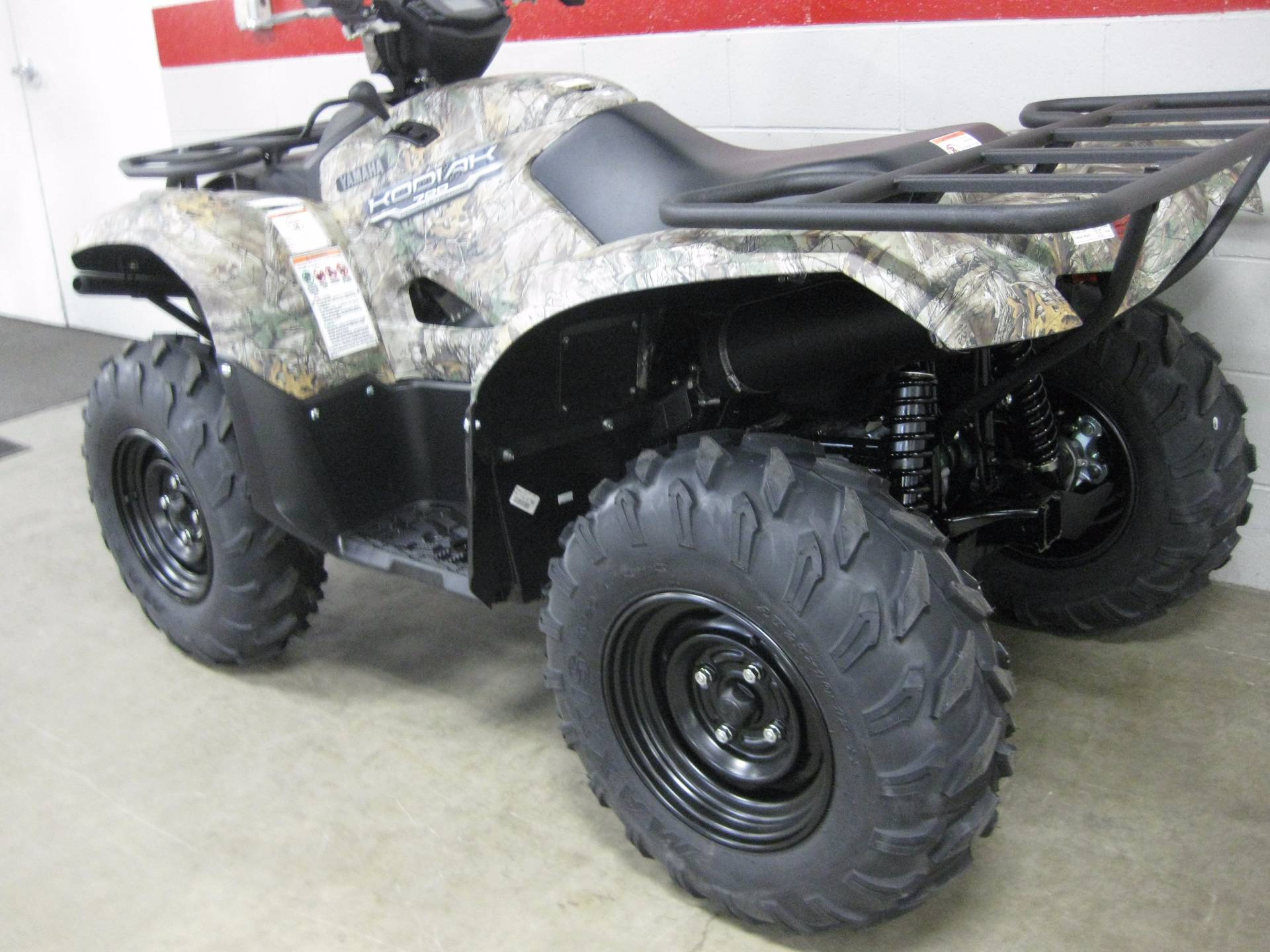 2017 Yamaha Kodiak EPS in Wisconsin Rapids, Wisconsin
