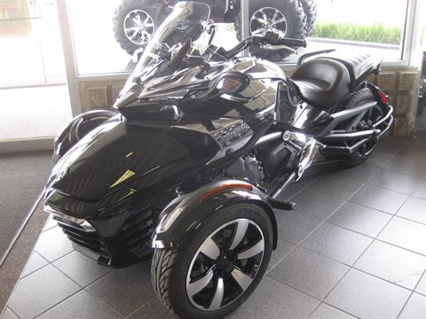 2015 Can-Am Spyder F3-S in Wisconsin Rapids, Wisconsin