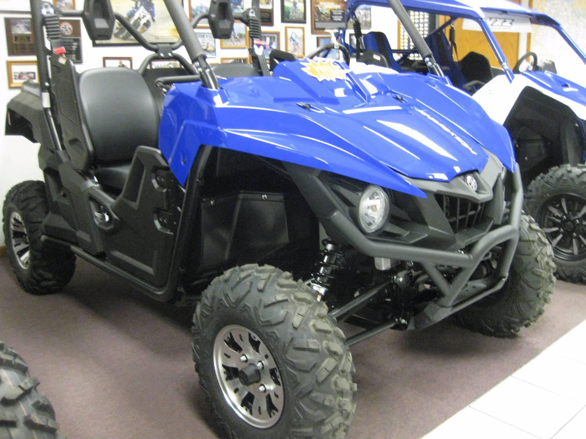 2017 Yamaha Wolverine EPS in Wisconsin Rapids, Wisconsin