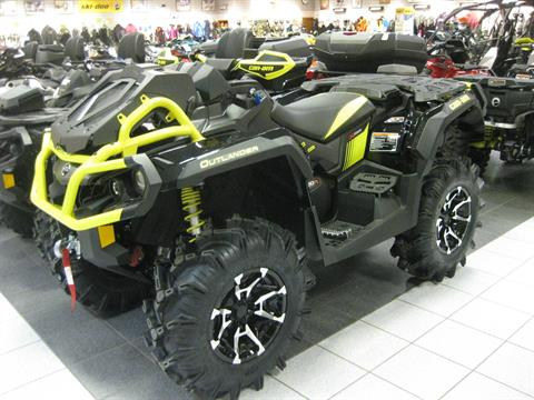 2018 Can-Am Outlander X mr 1000R in Wisconsin Rapids, Wisconsin