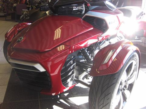 2016 Can-Am Spyder F3-T/A SE6 in Wisconsin Rapids, Wisconsin