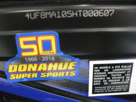 2017 Yamaha Sidewinder L-TX SE in Wisconsin Rapids, Wisconsin