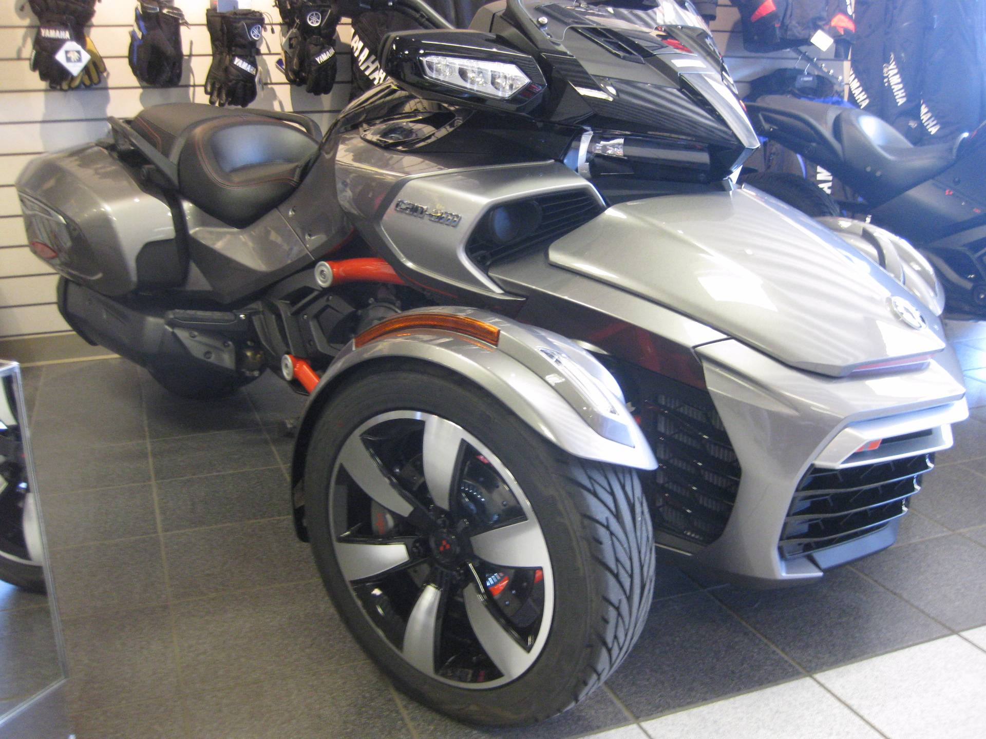 New 2016 Can Am Spyder F3 T SE6 Motorcycles in Wisconsin Rapids WI