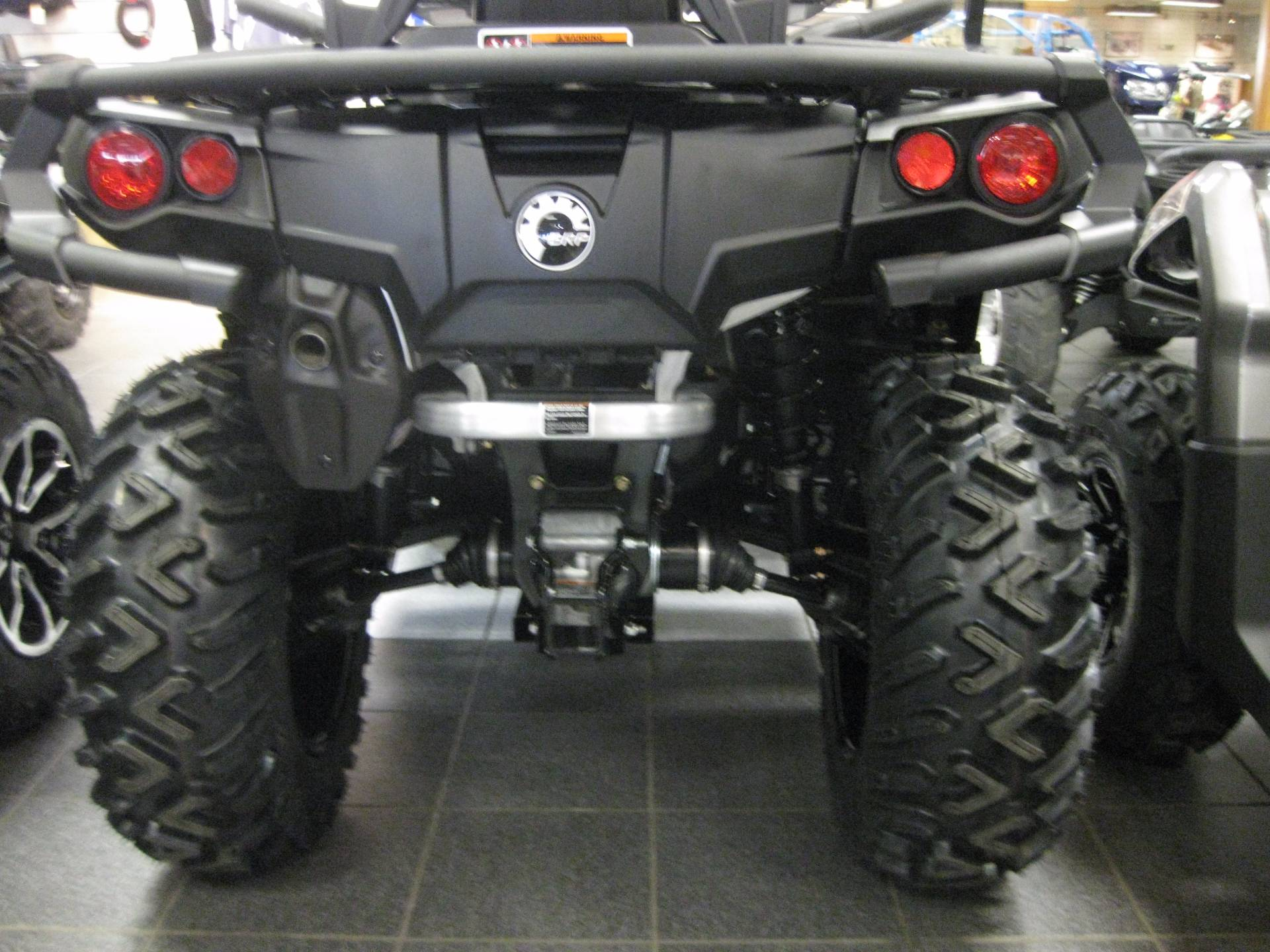2017 Can-Am Outlander XT 650 Max in Wisconsin Rapids, Wisconsin