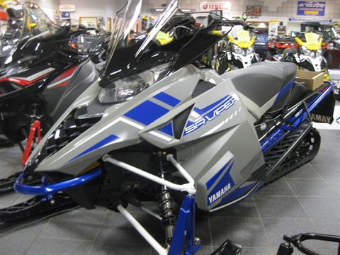 2018 Yamaha SRViper L-TX DX in Wisconsin Rapids, Wisconsin