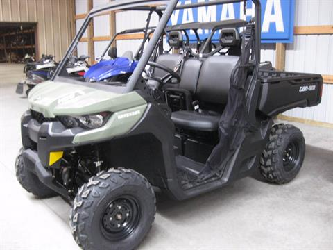 2017 Can-Am Defender HD8 in Wisconsin Rapids, Wisconsin