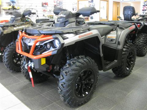 2018 Can-Am Outlander XT 850 in Wisconsin Rapids, Wisconsin