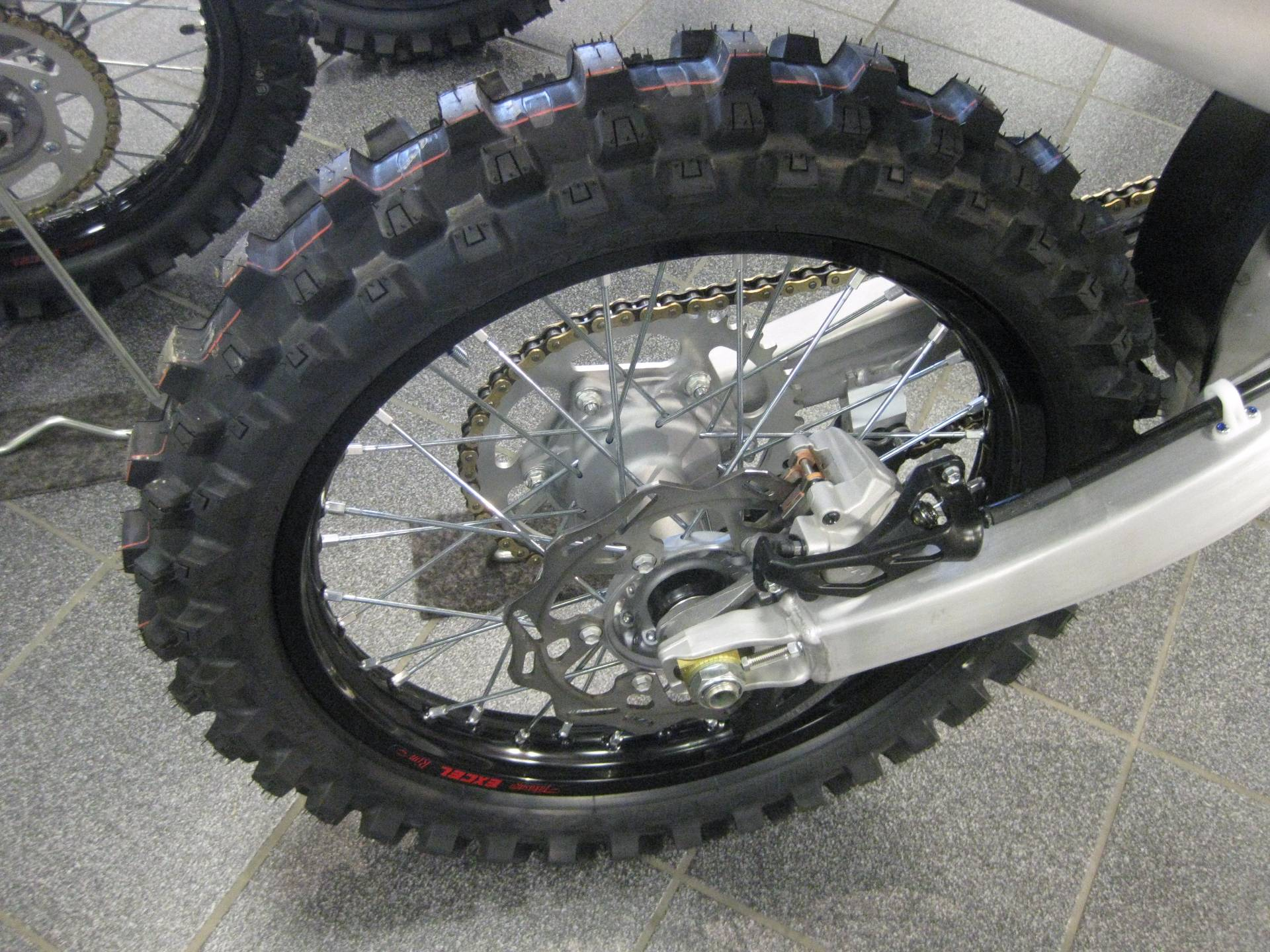 2017 Yamaha YZ450F in Wisconsin Rapids, Wisconsin