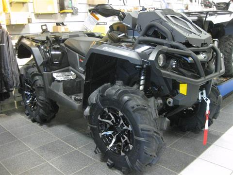 2017 Can-Am Outlander 1000 XMR in Wisconsin Rapids, Wisconsin