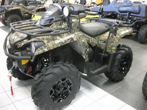 2017 Can-Am Outlander Mossy Oak Hunting Edition 570 in Wisconsin Rapids, Wisconsin