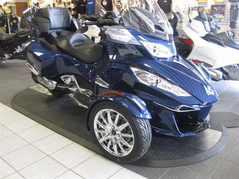 2017 Can-Am Spyder RT-LTD SE6 in Wisconsin Rapids, Wisconsin