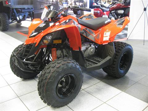 2018 Can-Am DS 70 in Wisconsin Rapids, Wisconsin