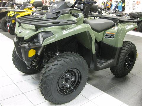 2018 Can-Am Outlander 450 in Wisconsin Rapids, Wisconsin