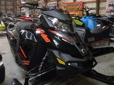 2015 Ski-Doo MXZ X 800R ETEC in Wisconsin Rapids, Wisconsin
