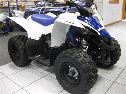 2017 Yamaha Raptor 50 in Wisconsin Rapids, Wisconsin