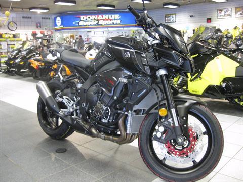2017 Yamaha FZ-10 in Wisconsin Rapids, Wisconsin
