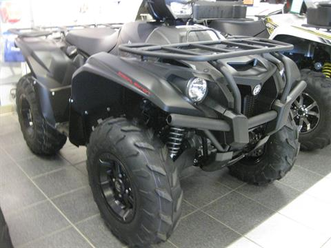2018 Yamaha Kodiak 700 EPS SE in Wisconsin Rapids, Wisconsin