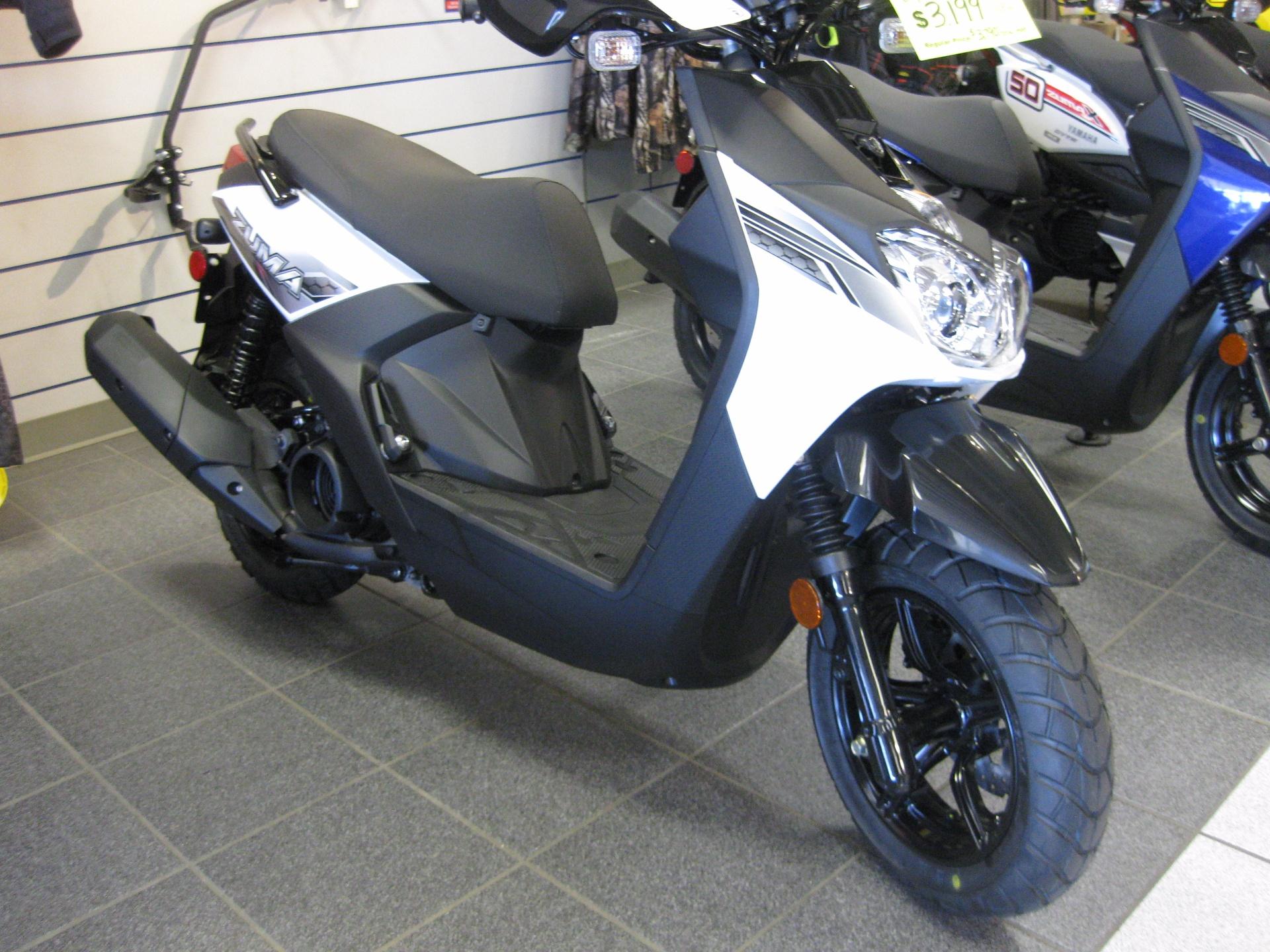2016 Yamaha ZUMA 125 in Wisconsin Rapids, Wisconsin