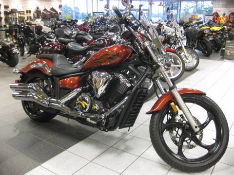 2011 Yamaha Stryker in Wisconsin Rapids, Wisconsin