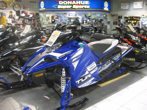 2017 Yamaha Sidewinder L-TX LE in Wisconsin Rapids, Wisconsin