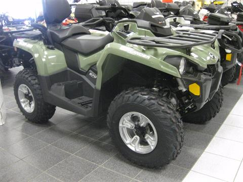2018 Can-Am Outlander MAX DPS 570 in Wisconsin Rapids, Wisconsin