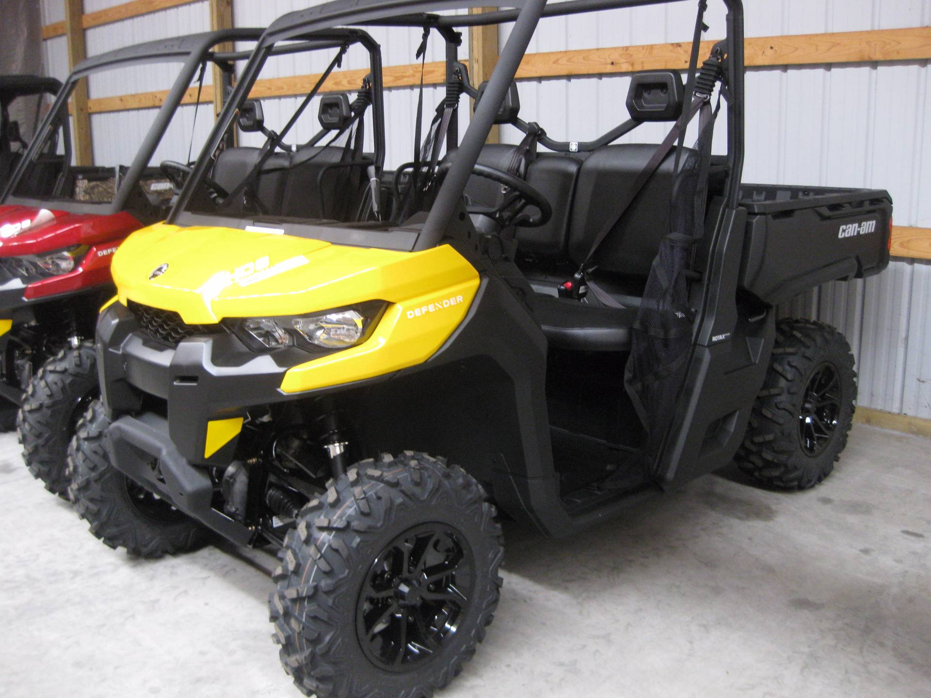 2017 Can-Am Defender DPS HD8 in Wisconsin Rapids, Wisconsin