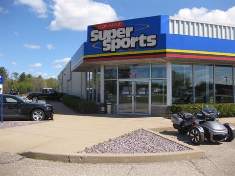 2016 Can-Am Spyder F3-LTD SE6 in Wisconsin Rapids, Wisconsin