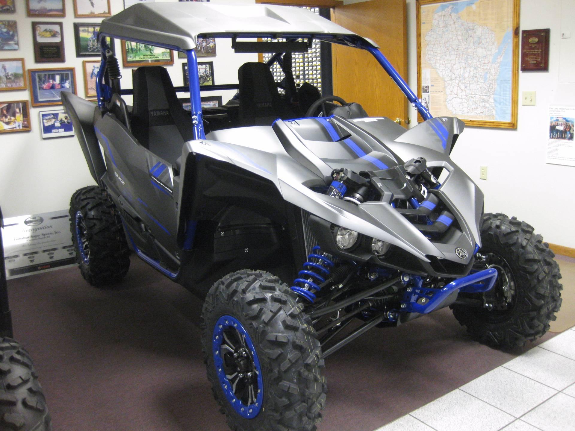 2017 Yamaha YXZ 1000R SS SE in Wisconsin Rapids, Wisconsin
