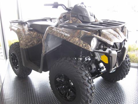 2017 Can-Am Outlander 570 DPS in Wisconsin Rapids, Wisconsin