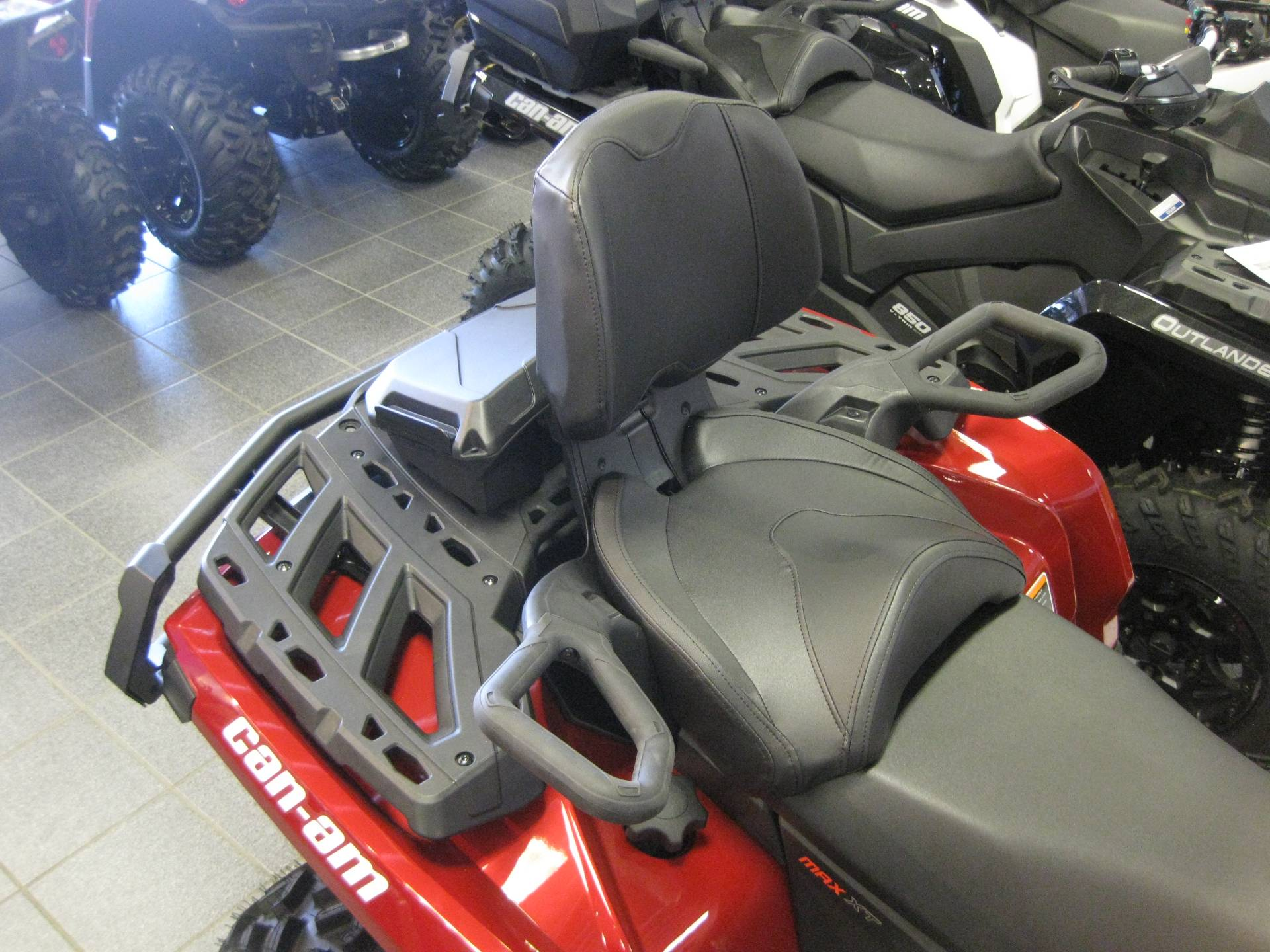 New 2018 Can Am Outlander MAX XT 850 ATVs in Wisconsin Rapids WI