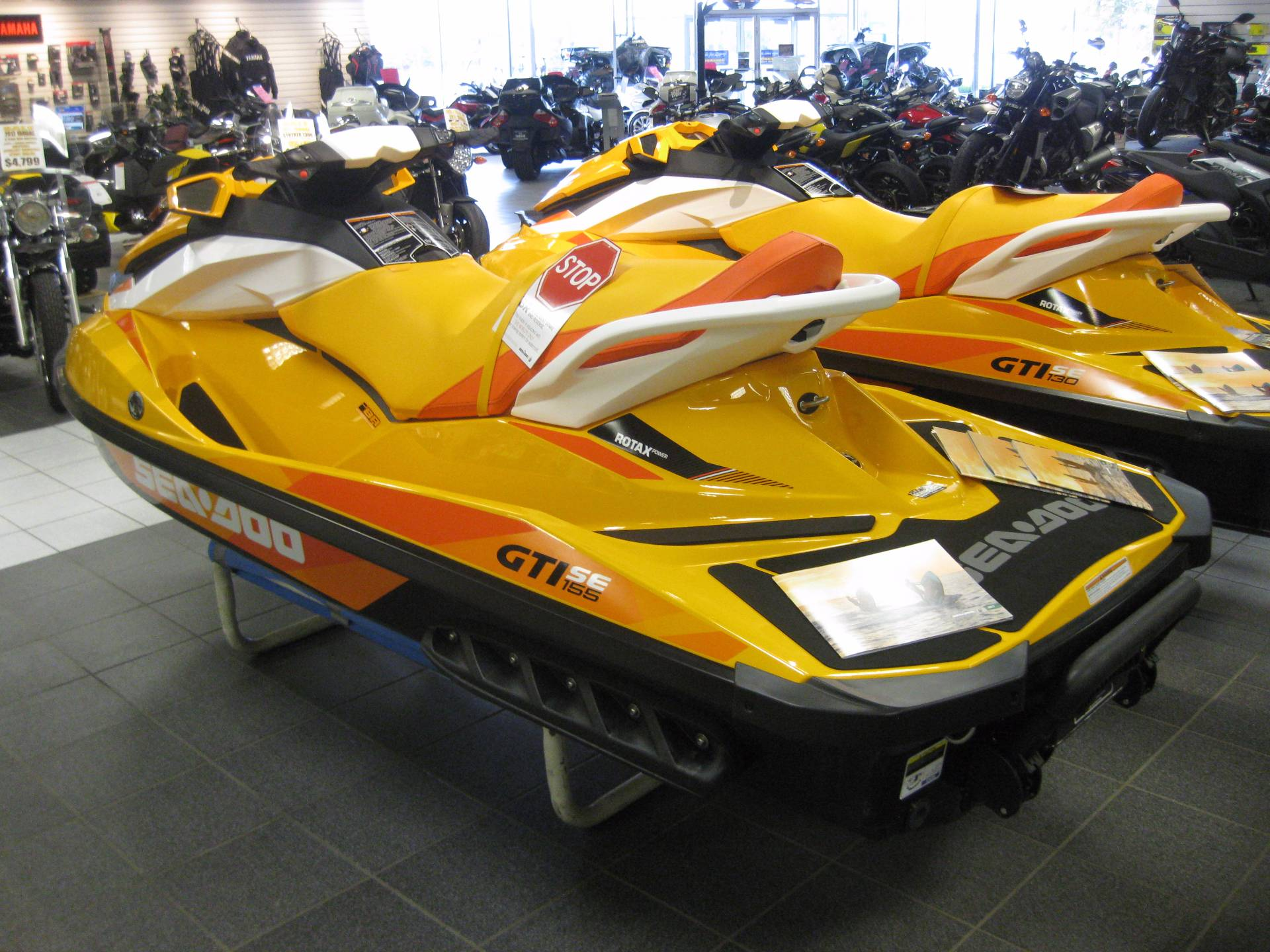 2017 Sea-Doo GTI SE 155 in Wisconsin Rapids, Wisconsin