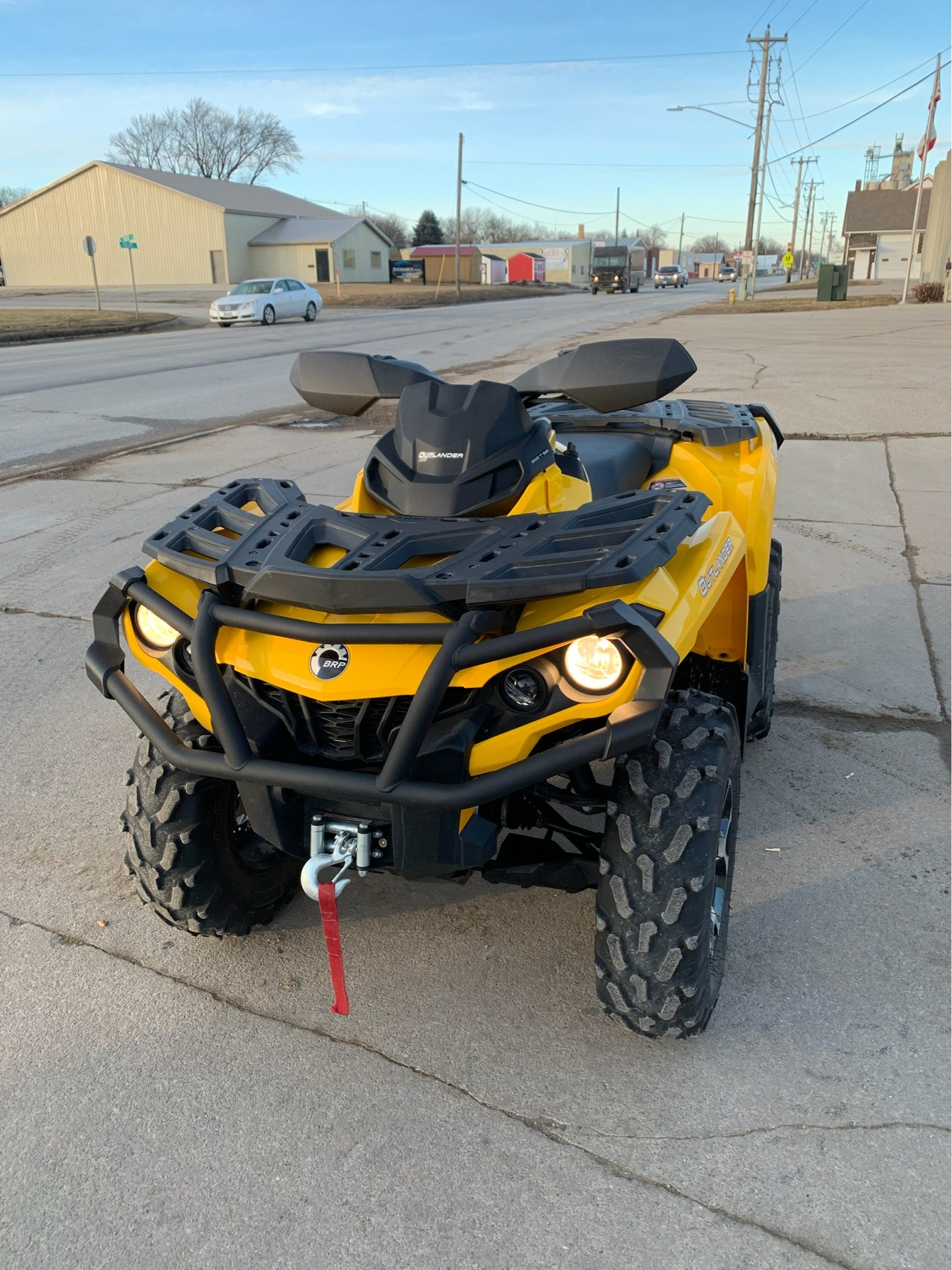 2013 Can-Am Outlander™ XT™ 1000 in Algona, Iowa - Photo 2