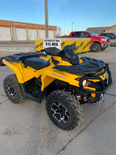 2013 Can-Am Outlander™ XT™ 1000 in Algona, Iowa - Photo 3