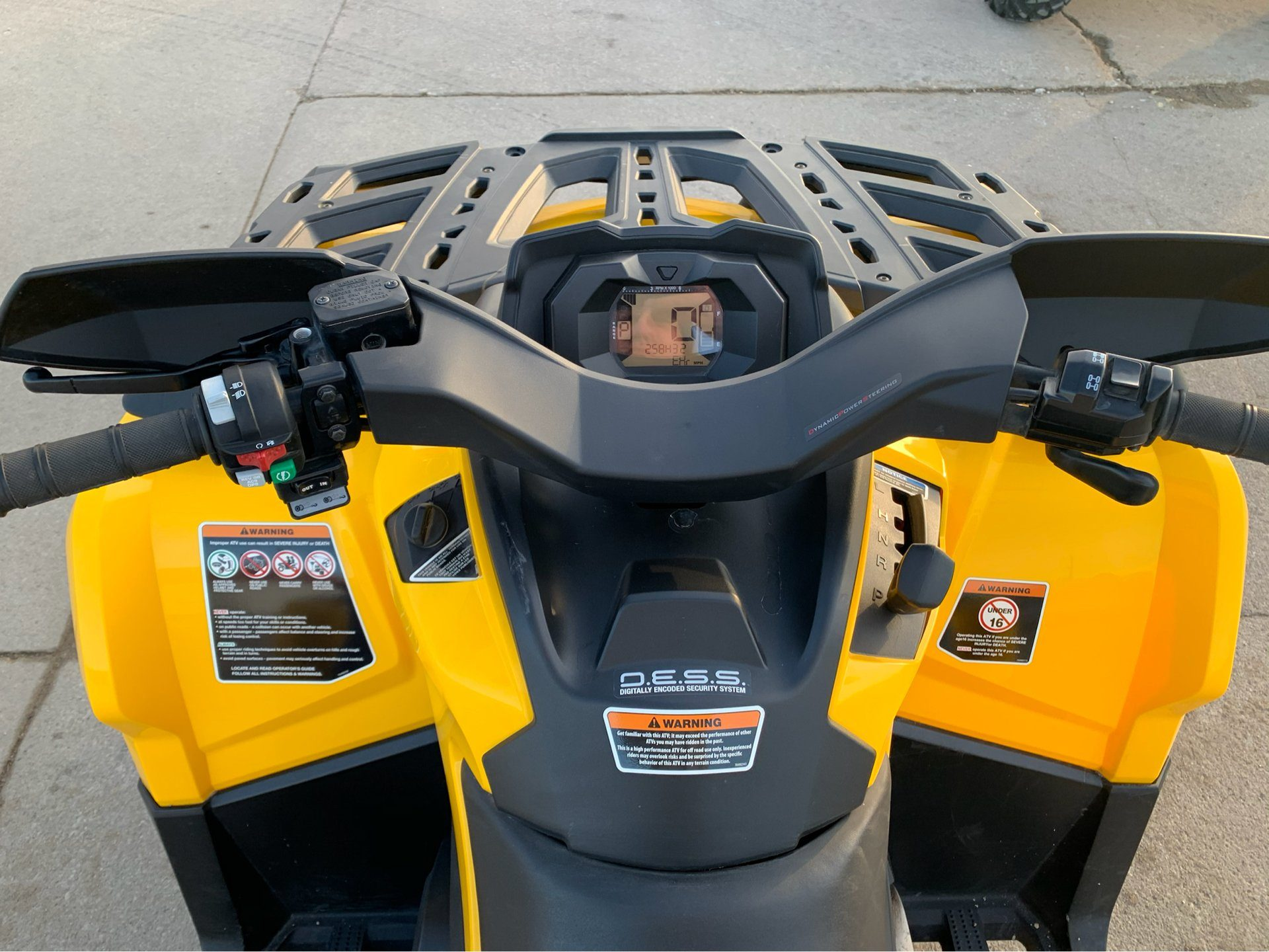 2013 Can-Am Outlander™ XT™ 1000 in Algona, Iowa - Photo 4