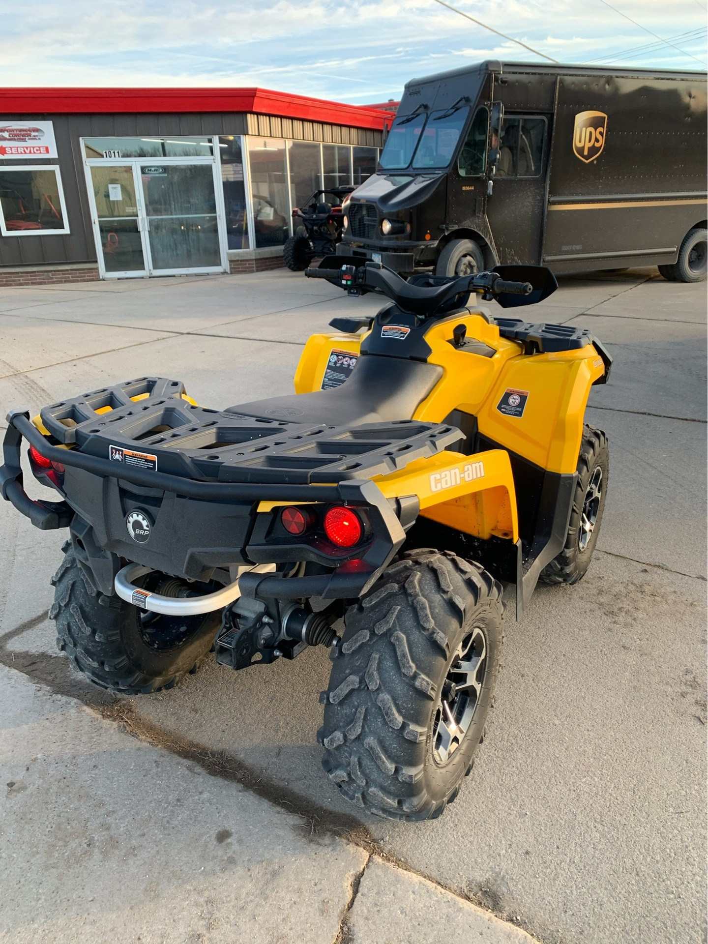 2013 Can-Am Outlander™ XT™ 1000 in Algona, Iowa - Photo 6