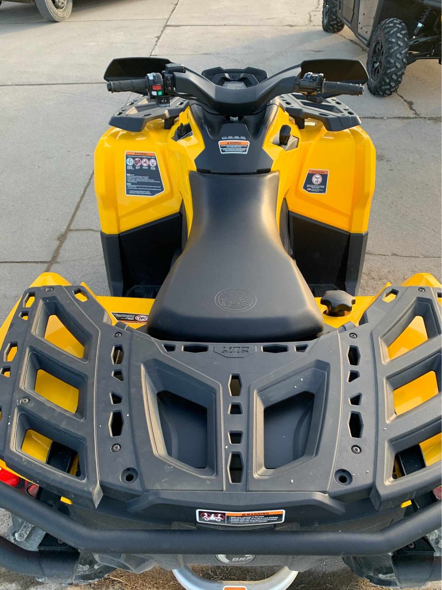 2013 Can-Am Outlander™ XT™ 1000 in Algona, Iowa - Photo 11